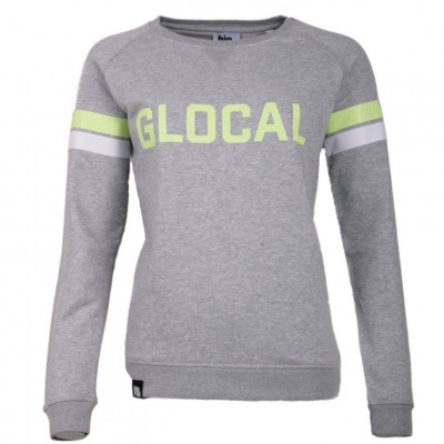 Glocal Open Back Sweater