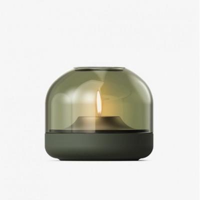 Kerzenständer Glow 08 | Grün
