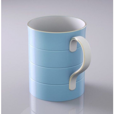 GlowStone Smart Mug | Classic Blue
