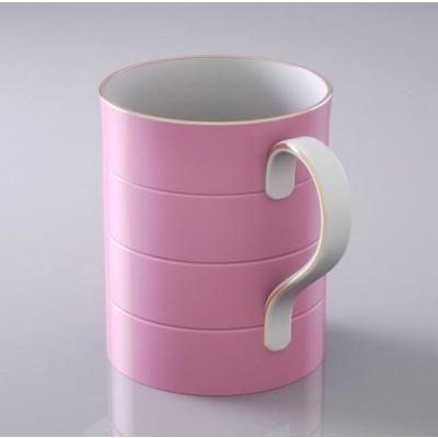 GlowStone Smart Mug | Classic Soft Pink