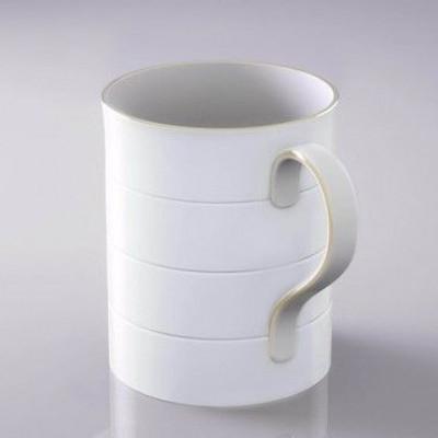 GlowStone Smart Mug | Classic White