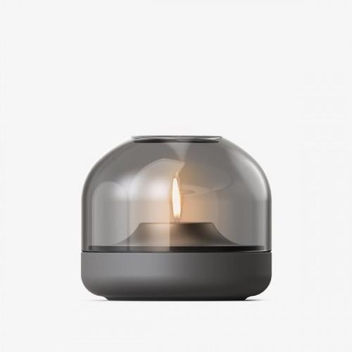 Kerzenständer Glow 08 | Grau