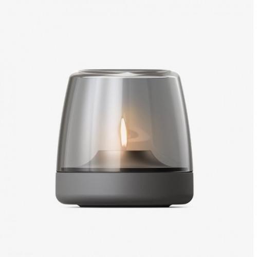 Kerzenständer Glow 10 | Rauchgrau
