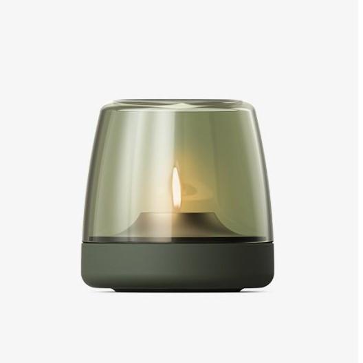 Kerzenständer Glow 10 | Grün