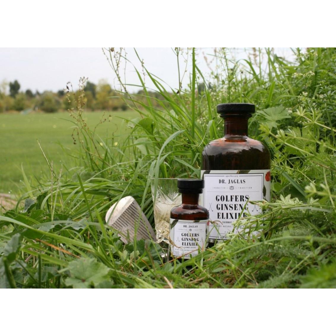 Golfers Ginseng-Elixier Set | 6 x 50 ml