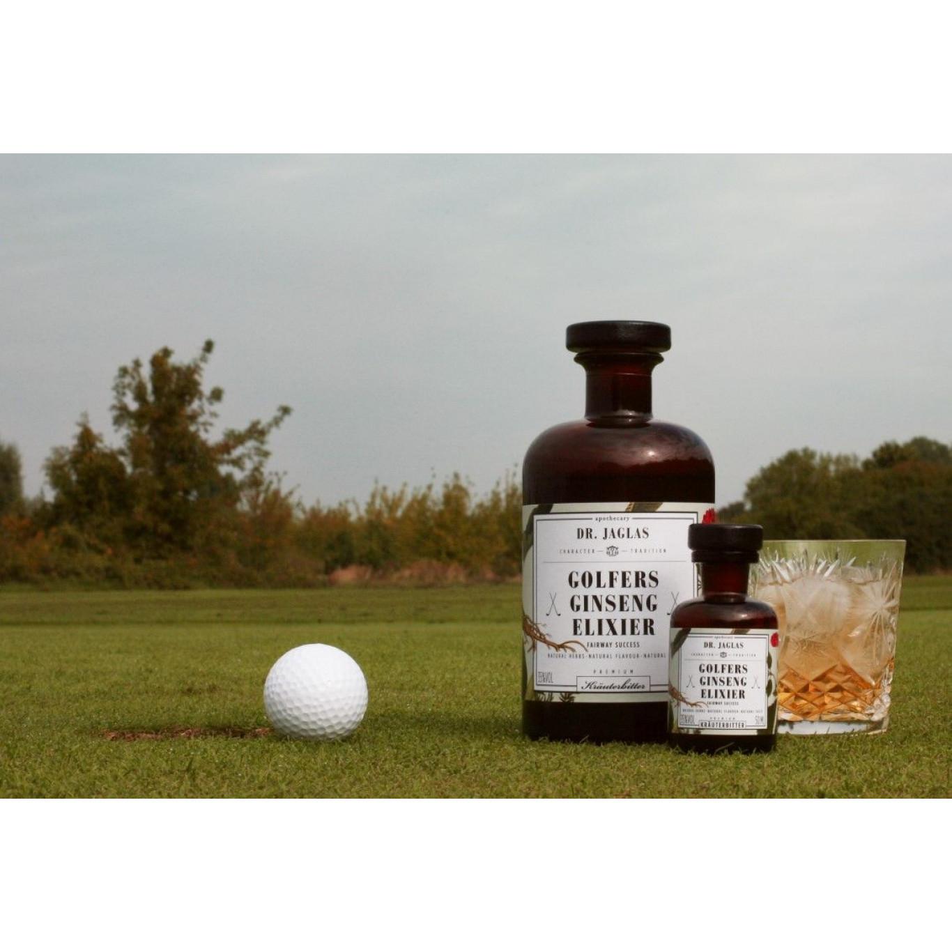 Golfers Ginseng-Elixier | 500 ml