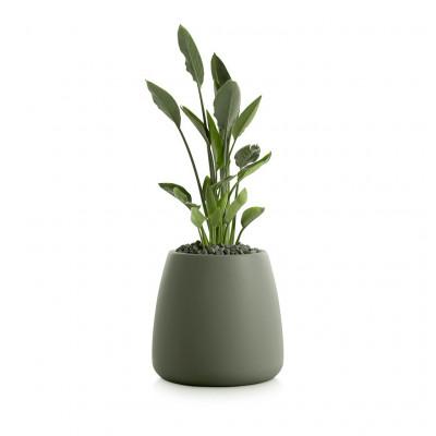 Pflanztopf Gobi 1 | Olivgrün