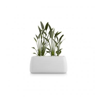 Pflanztopf Gobi 5 | Weiß
