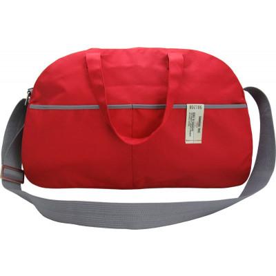 Reisetasche Gougou | Rot Rote Rose