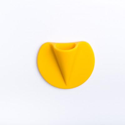 Kräuterbehälter-Patch | Gelb