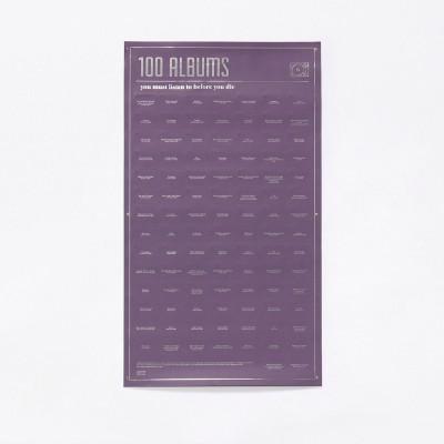 Poster | 100 Alben