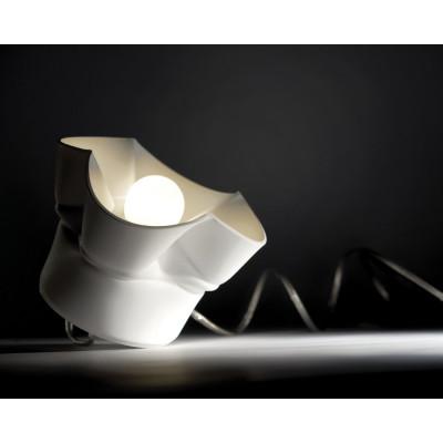 Grace02 Lampe Weiß
