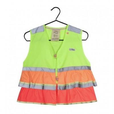 Fluo Vest Girls Grace | Yellow