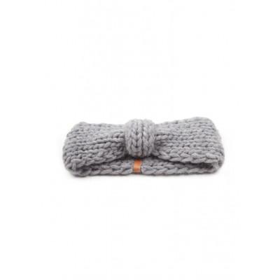 Babs Headband | Grey