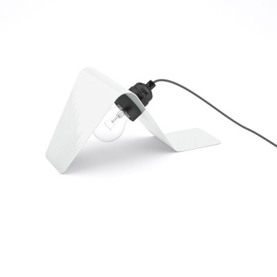Graph Lampe   Weiß