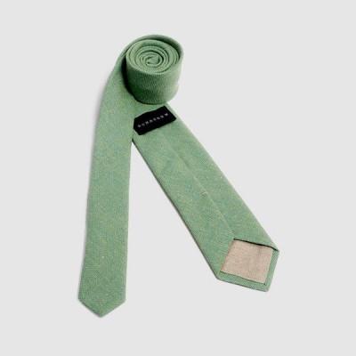 Cotton Linen Tie | Bracken