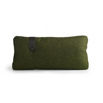Schlaufenkissen | Grün