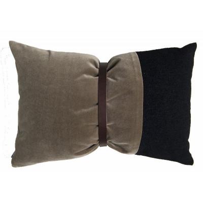 Limitiertes Kissen Nr. 4 Grün/Schwarz