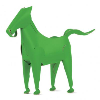 Schreibtischorganisator Pferd | Grün
