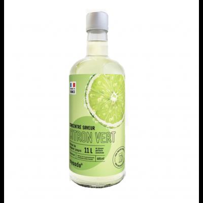 Mysoda Geschmacksrichtung | Grüne Zitrone