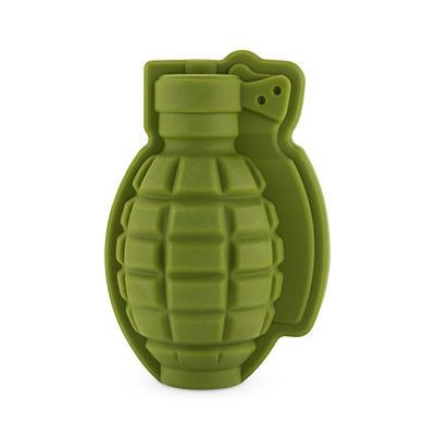 Grenade Ice Mould