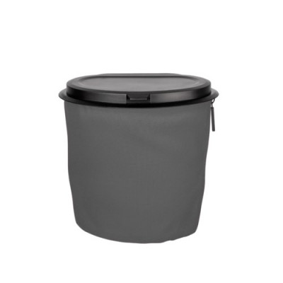 Flextrash Mülleimer 5 L | Grau
