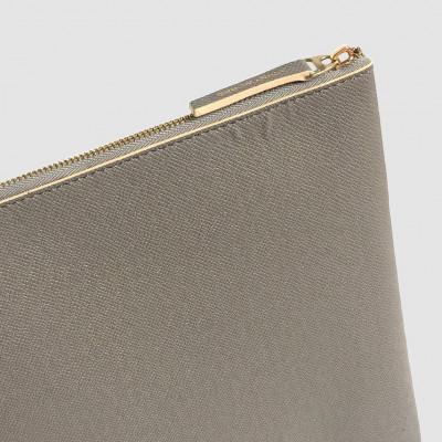 Laptop Case | Grey & Beige
