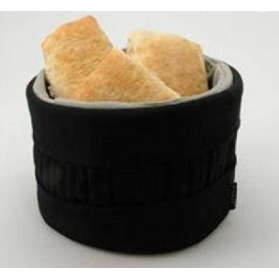 Heated Bread Basket Black/Grey
