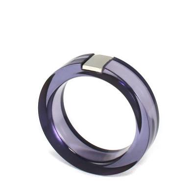 Acrylring - Grau