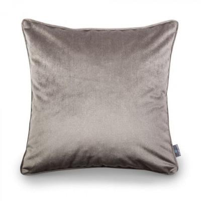 Pillow   Grey Velvet 50 x 50 cm