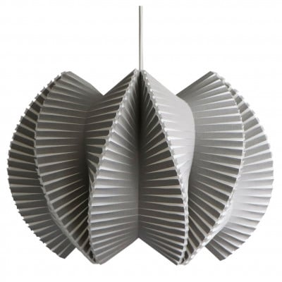 Pendant Lamp Vault Medium | Grey