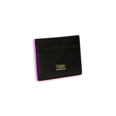 Kreditkartenhalter | Schwarz & Rosa