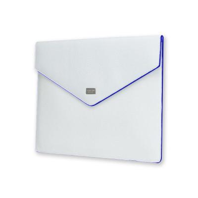 Ladies Tablet Envelope | Weiß & Blau