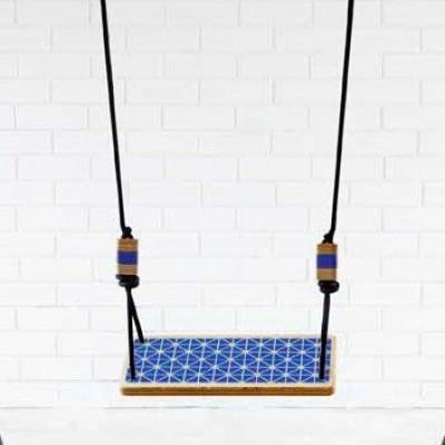Gartenschaukel Sitz Gitter | Deep Blue
