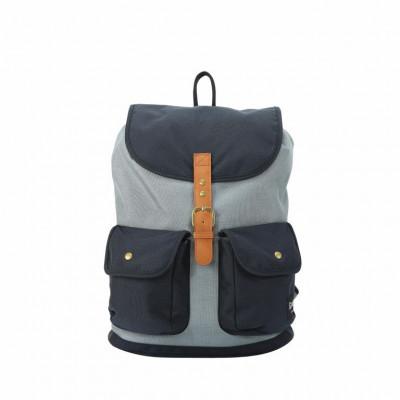 Backpack Chloe   Grey Black