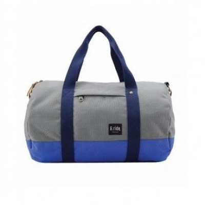 Roll Bag Clement   Grey Blue