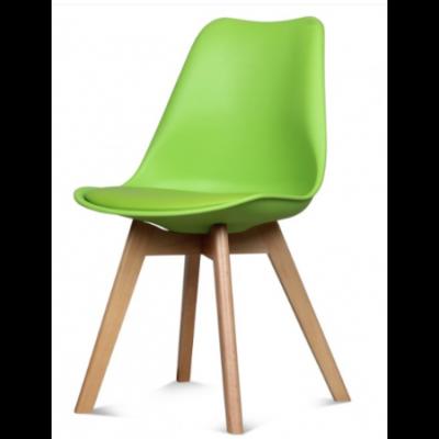 Scandi Stuhl | Grün