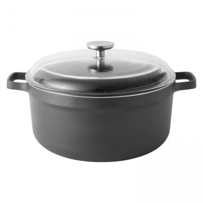 Suppen-/ Gemüsetopf mit Deckel Gem | 28 cm