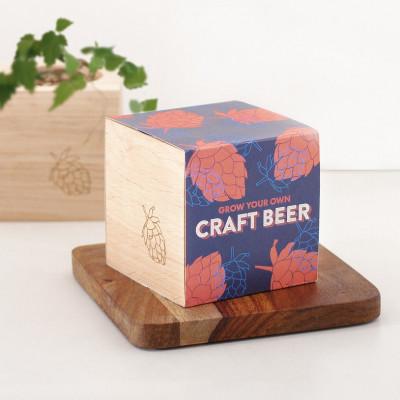 Bauen Sie Ihr eigenes handwerkliches Bier an