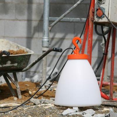 Grumo Außenlampe Orange