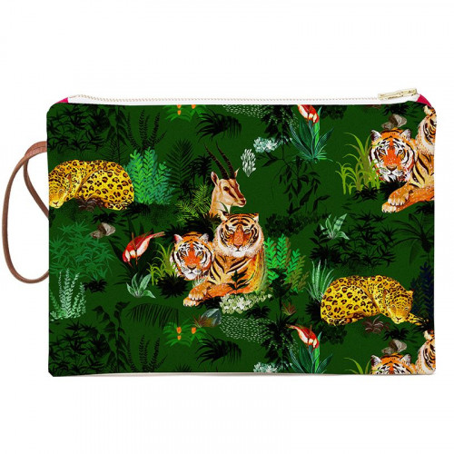 Jungle 15   Large Pouch