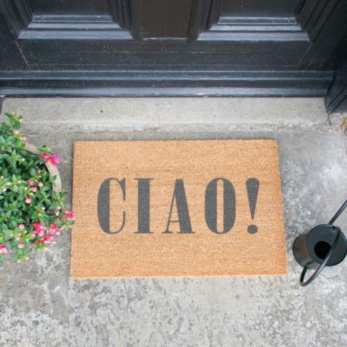 Fußmatte Grau | Ciao!