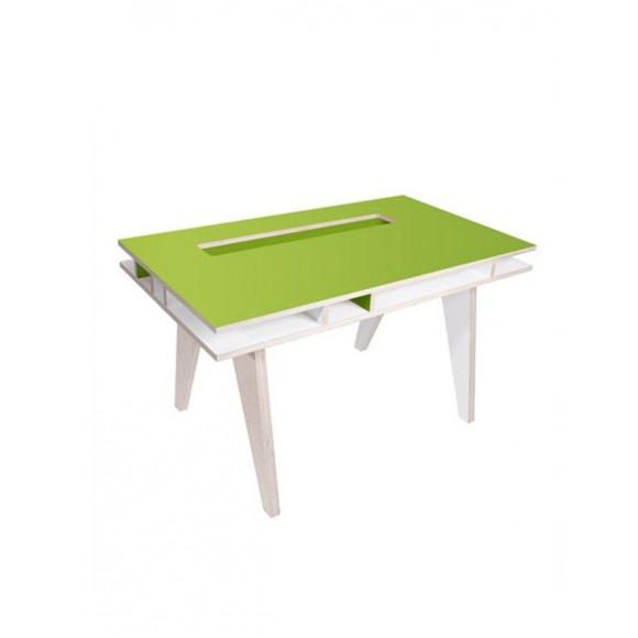 Kids desk Green