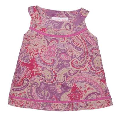 Girl Sleeveless Top Cashmere