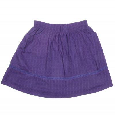 Short Skirt Indigo