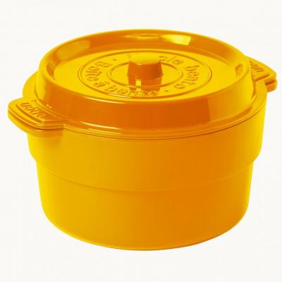 Lunch-Box Cocotte klein   Gelb