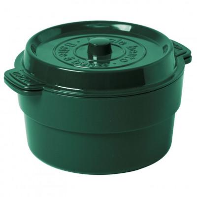 Lunch-Box Cocotte Klein   Grün