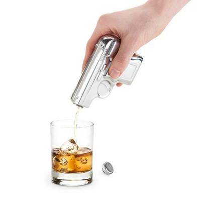 Gun Hip Flask