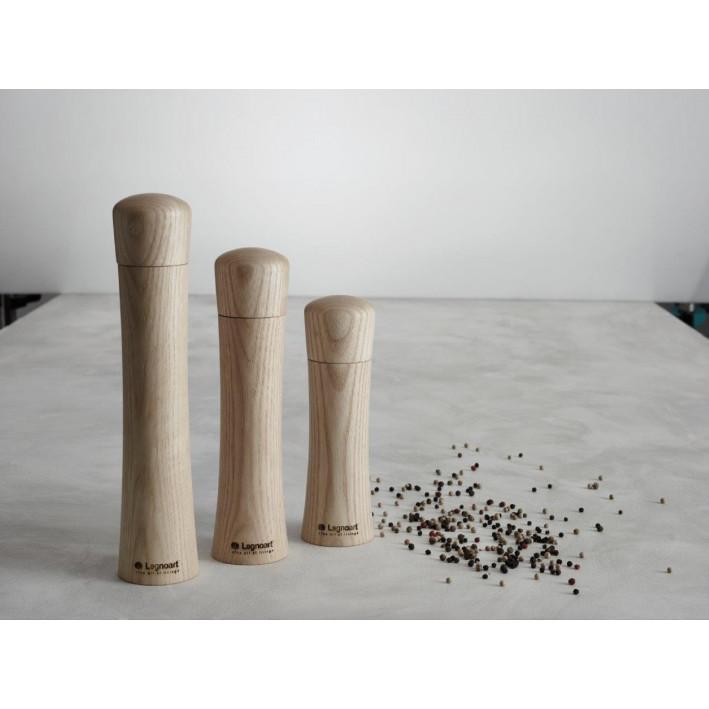 Pfeffermühle und Salzmühle Gusto | Helles Holz