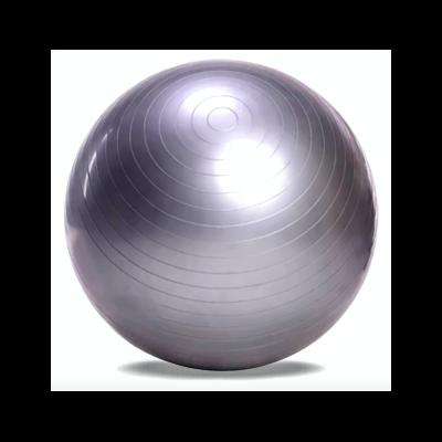Gymnastikball 65 cm | Grau